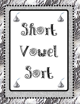Short Vowel Sounds with Kisses
