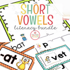 Short Vowel Word Family Activities