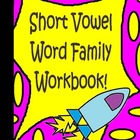 Short Vowel Word Family Printable FUn
