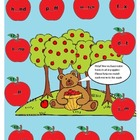 Short Vowel a o u apple tree