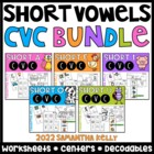 Short Vowels - CVC