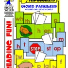 Short Vowels Word Families