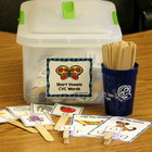 Short Vowels/Consonant Vowel Consonant Intervention Kit