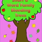 Short a Word Family Trees