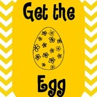 Short e word packet: Compatible with Reading Street &quot;Get the Egg&quot;