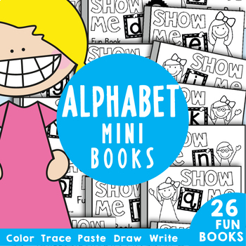 Alphabet Super Set - Show Me the Alphabet! Fun Books