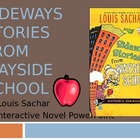 """Sideways Stories from Wayside School"", Interactive Novel"