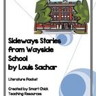 """Sideways Stories from Wayside School"", by L. Sachar, Lit"