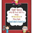 Sight Speed Freebie