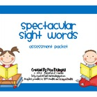 Sight Word Assessment Packet