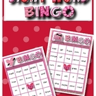 Sight Word Bingo- Valentine