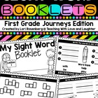 Sight Word Booklets {First Grade Journeys Edition}
