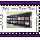 Sight Word Club 120 for Kindergarten