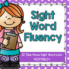 Sight Word Fluency