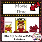 Sight Word Fun! Movie Time Game with FRY sight words