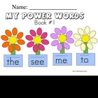 Sight Word Handwriting Workbook