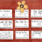 Sight Word - High Frequency Set of Emergent Reader Books 3