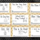 Sight Word - High Frequency Set of Emergent Reader Books 4