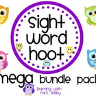 Sight Word Hoot - Mega Bundle Pack