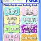 Sight Word Literacy Center Activity Pack