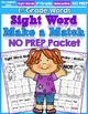 Sight Word Make a Match 1st Grade Edition