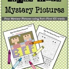 Sight Word Mystery Pictures-June Set 2