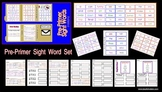 Sight Word-Pre-Primer Set