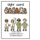 Sight Word Safari!