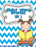 Sight Word Stories-Set One