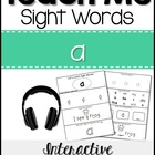 Sight Word Tutor: A [Interactive Center with Printables an