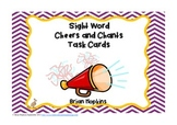 Sight Word or Spelling Word Cheers and Chants