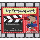 Sight Words Assessment & Documentation Goodies!