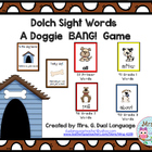 Dolch Sight Words Game for Second and Third Grade