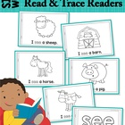 Sight Words - Read &amp; Trace Booklets (Pre-Primer Words)