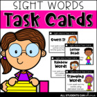 Sight Words Spelling Practice - For The Whole Year!