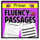 Sight Words and Fluency Lessons - Primer Level - Book #1 -