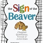 Sign of the Beaver Unit