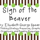 Sign of the Beaver by Elizabeth George Speare: Characters,