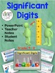 Significant Digits (Figures) Powerpoint Presentation