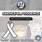 Silence the Violence -- Take Action -- International Math Project