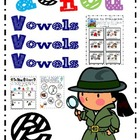 Silent E & Long and Short Vowels Practice for K and 1