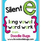 Silent E { Sneaky E } Unit for A I O U vowels