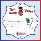 Silent E Video: &quot;That Magic E&quot; / Common Core Aligned