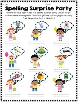 Silent E Words, Short and Long Vowels, Sight Words, Conson