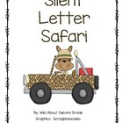 Silent Letter Safari- Games/Stations