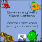Silent Letters Game  {wr,kn,gn,mb}