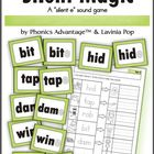 Silent Magic - A Phonics Matching Game to Reinforce the Si