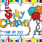 Silly Centers for Math &amp; Literacy