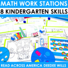 Silly Circus! Math Work Station