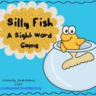 Silly Fish {Dolch Sight Word Game}